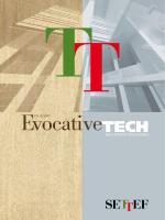Collezione Evocative Tech