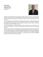 Nicola Aufiero Direttore Generale GN Research S.p.A.