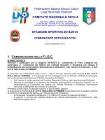C.U: n. 92 del 24 settembre 2014