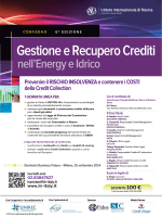 Gestione e Recupero Crediti - Istituto Internazionale di Ricerca