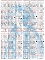Calendario 2015 - La SS. Annunziata di Firenze