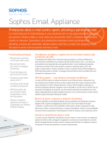 Sophos Email Appliance