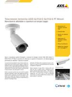 Telecamere termiche AXIS Q1932-E/Q1932