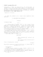 LEGGE 11 novembre 2014, n. 164 (GU n.262 del 11-11-2014