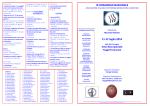 III CONGRESSO NAZIONALE 11-12 luglio 2014