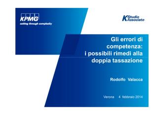 competenza 2014 - Confindustria Verona