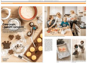 Cake pops, i dolcetti variopinti