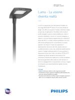 Product Familiy Leaflet: Luma