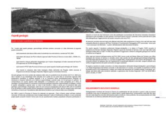Aspetti geologici - PUC