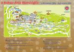 Mappa Mercatini Il Natale delle Meraviglie 2014-2015