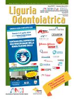 Scarica Liguria Odontoiatrica – Gennaio/Marzo 2014