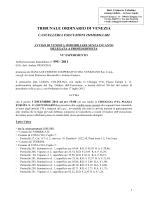 TRIBUNALE ORDINARIO DI VENEZIA