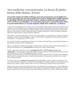 quotidiano sanità - SNAMI Sindacato Nazionale Autonomo Medici
