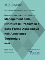 Brochure Master MASP