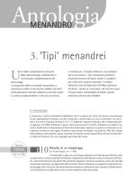 Antologia Menandro