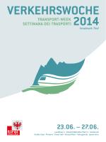 Programm - Europaregion Tirol-Südtirol