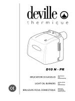 D10 N - PR - Deville thermique