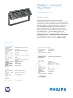 eW Reach Compact Powercore DCP400, apparecchio per