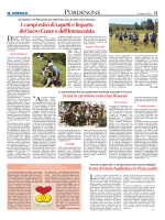 Scout in cammino verso San Rossore – Il Popolo Pordenone
