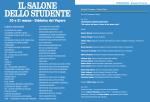 Volantino del salone - Ufficio scolastico regionale per la Lombardia