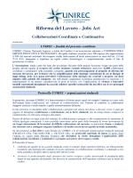 Riforma del Lavoro - Jobs Act