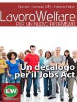 Numero 1 - 2014 Edizione Online