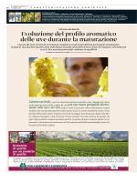 2014 corriere vinicolo n. 22 botti e barriques