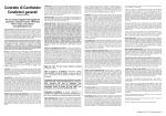 Scarica i Termini e Condizioni della carta prepagata
