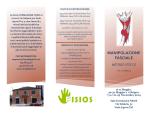 Brochure MANIPOLAZIONE FASCIALE