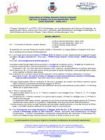 scarica il regolamento in pdf