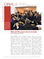 Manuel Barrueco torna in Italia nel marzo 2015