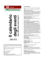 luglio 2014 - Regione Emilia