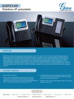 GXP2140 - Grandstream Networks