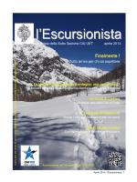 aprile 2014 - unione escursionisti torino