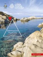 Guida dei servizi 2014 - Comune di Santa Teresa di Gallura