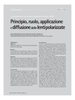 ArtScient_Principio, ruolo, applicazione e diffusione delle lenti