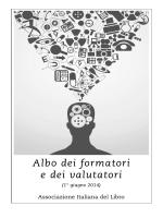 ALBO DEI FORMATORI - Associazione Italiana del Libro