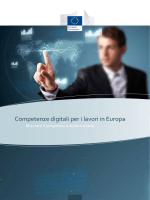 Competenze digitali per i lavori in Europa - e