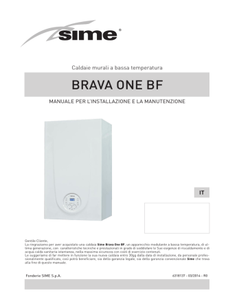 BRAVA ONE BF