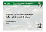 Il quadro sul consumo di suolo in Italia e gli strumenti di misura