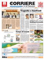 Tragedia a Sanfront - Corriere di Saluzzo