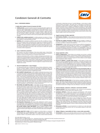 AGB CH_IT-MAC.indd - DKV Euro Service GmbH + Co. KG