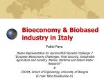 Bioeconomy - Cluster SPRING