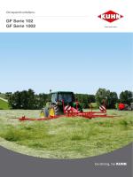 GF Serie 102 e 1002