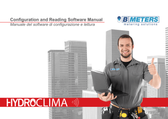 Configuration and Reading Software Manual