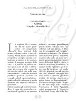 Brochure 2014 - Maggio della Musica