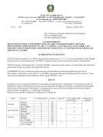 Bando rspp 2014-15 I C SPINOSO