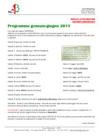 ESPLORATORI - Reparo Brownsea - Programma