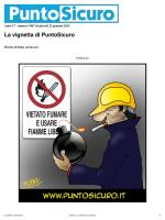 Stampa - La vignetta di PuntoSicuro