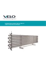 scambiatori di calore tubo in tubo stt tube in tube heat exchangers